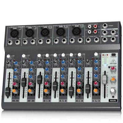 Behringer 1002B 10-Channel Mixer