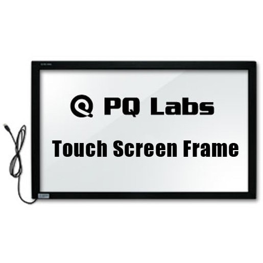 "85"" Multi-Touch Overlay PQ Labs"