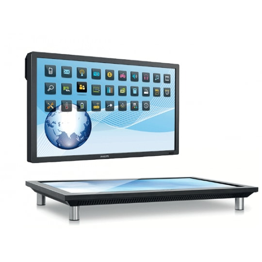 "55"" Multi-User Touch Display"