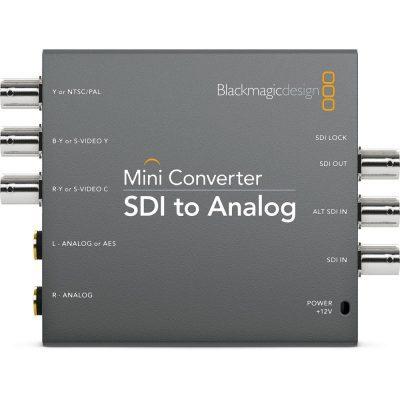 Blackmagic Mini Converter SDI