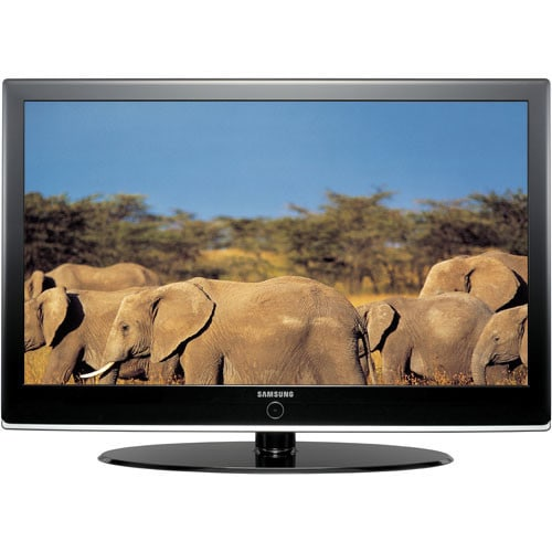 Samsung 1080P LCD Monitor LN-T4061F/Complete