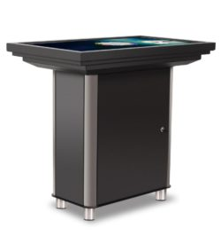 "42"" Prestop Interactive Multi-Touch Table"