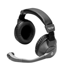 Clear-Com Double Muff Professional Headset