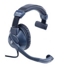 Clear-Com Single Muff Headset-Beyer/Telex