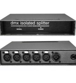 DMX Opto Splitter-1 Pack