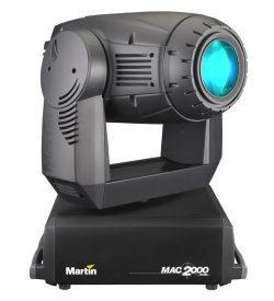 Martin MAC 2000 Profile Fixture