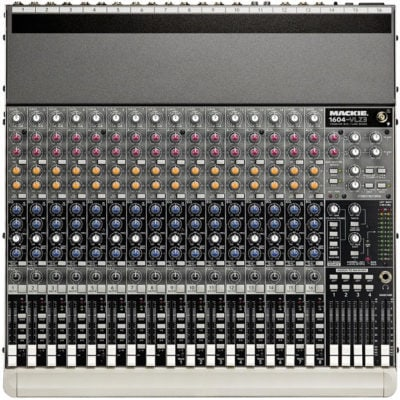 Mackie 1604 16-Channel Mixer