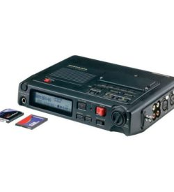 Marantz PMD670 Portable Flash Recorder Kit