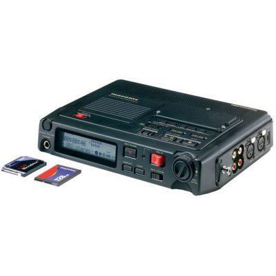 Marantz PMD670 Portable Flash Recorder Kit