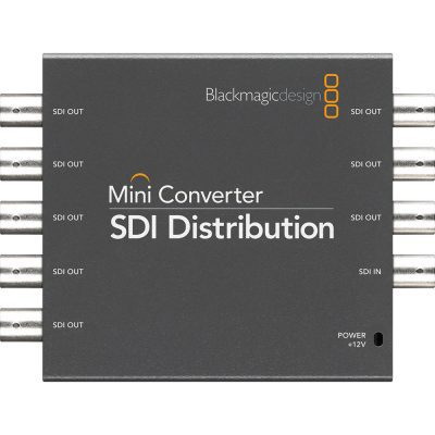 Blackmagic Mini Converter SDI DA 1x8