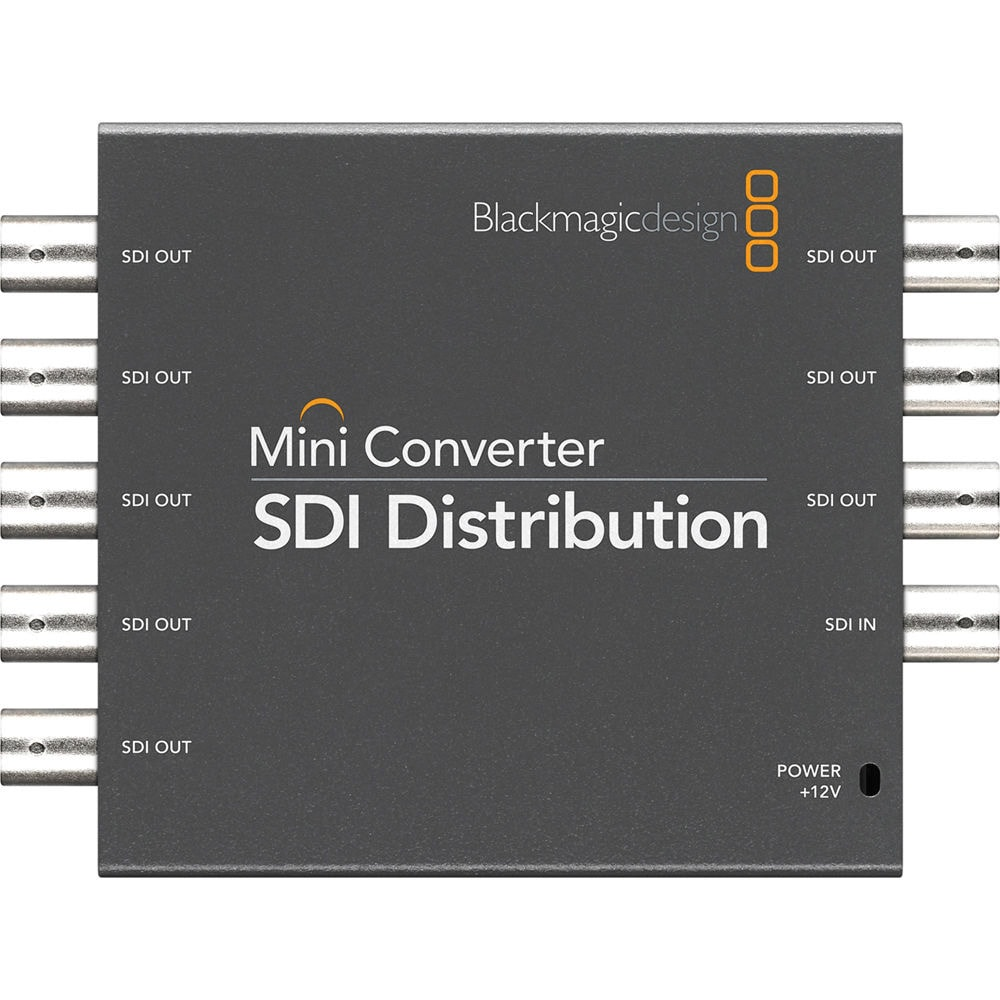 Blackmagic Mini Converter SDI DA 1x8
