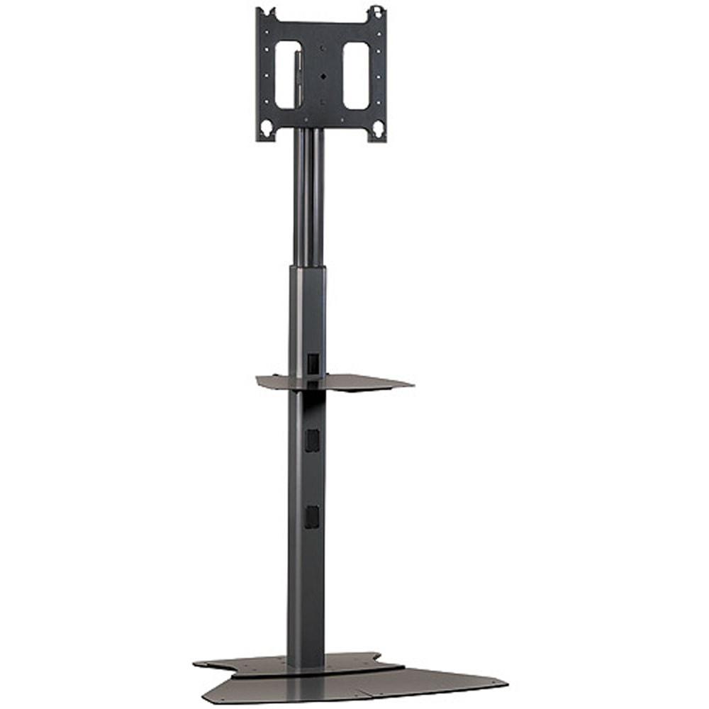 Chief Flat Monitor Stand Black Avrd Av Rental Depot