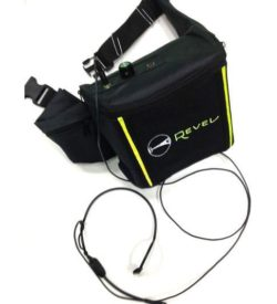 Revel Voice AMP 25 Waistband Speaker