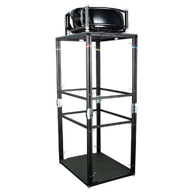 Tall projection tower 72 high av rental depot avrd for Mini projector near me