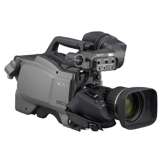 Camera Package Sony HXC100K HD/SD Triax Camera 1501