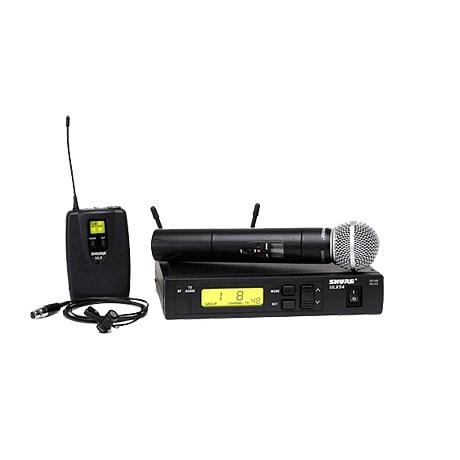 Shure UHF ULXS-J1 2 Pack