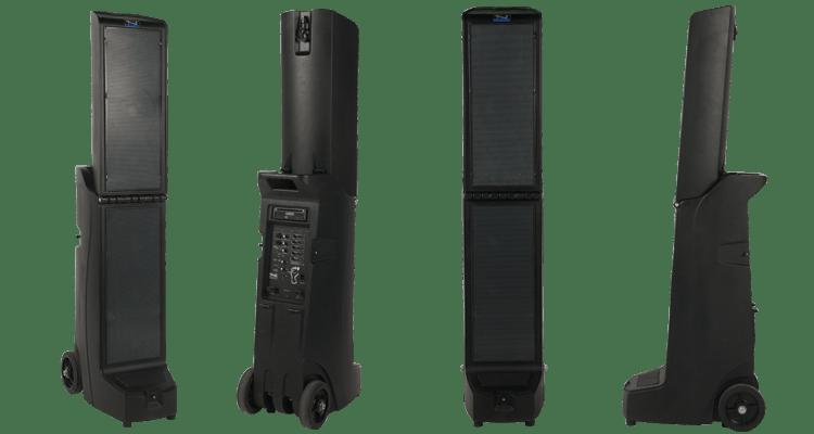 Bigfoot Line Array Portable Sound System
